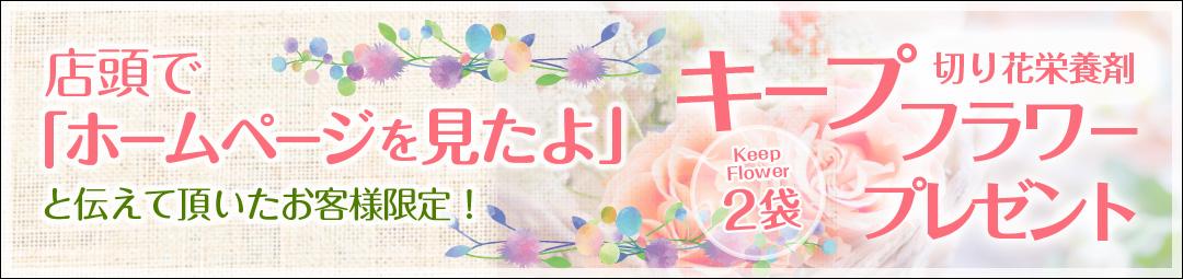 ただ今竜泉堂イズミでは、 ご来店いただいたお客様に素敵なプレゼントをお渡しするキャンペーンを実施しています!